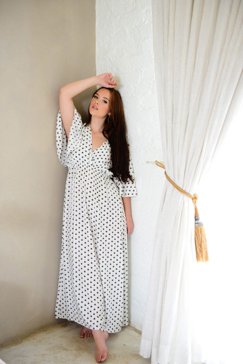 Empire Dress- Minimalist